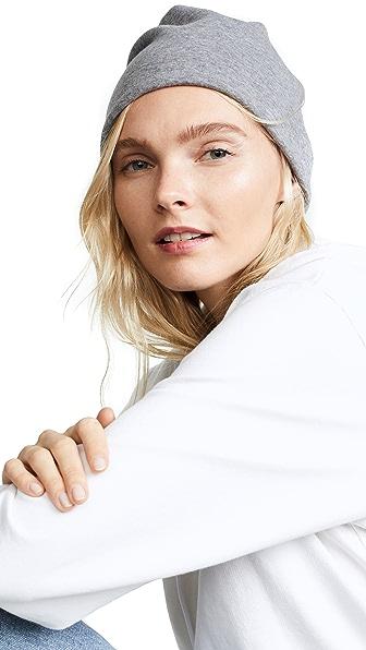 Hat Attack Sport Beanie In Heather Grey