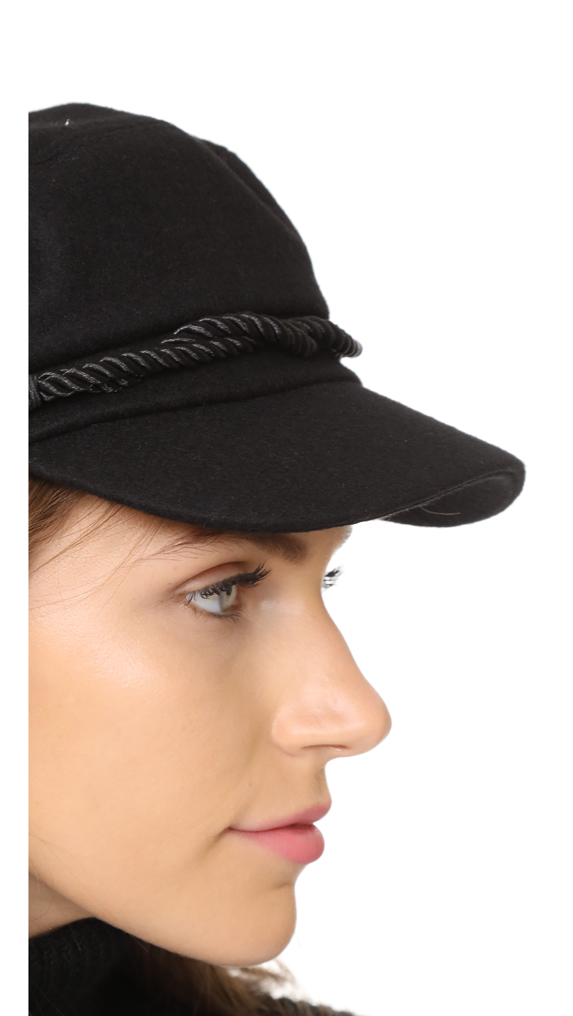 82471b0eeb80e Hat Attack Emmy Wool Cap