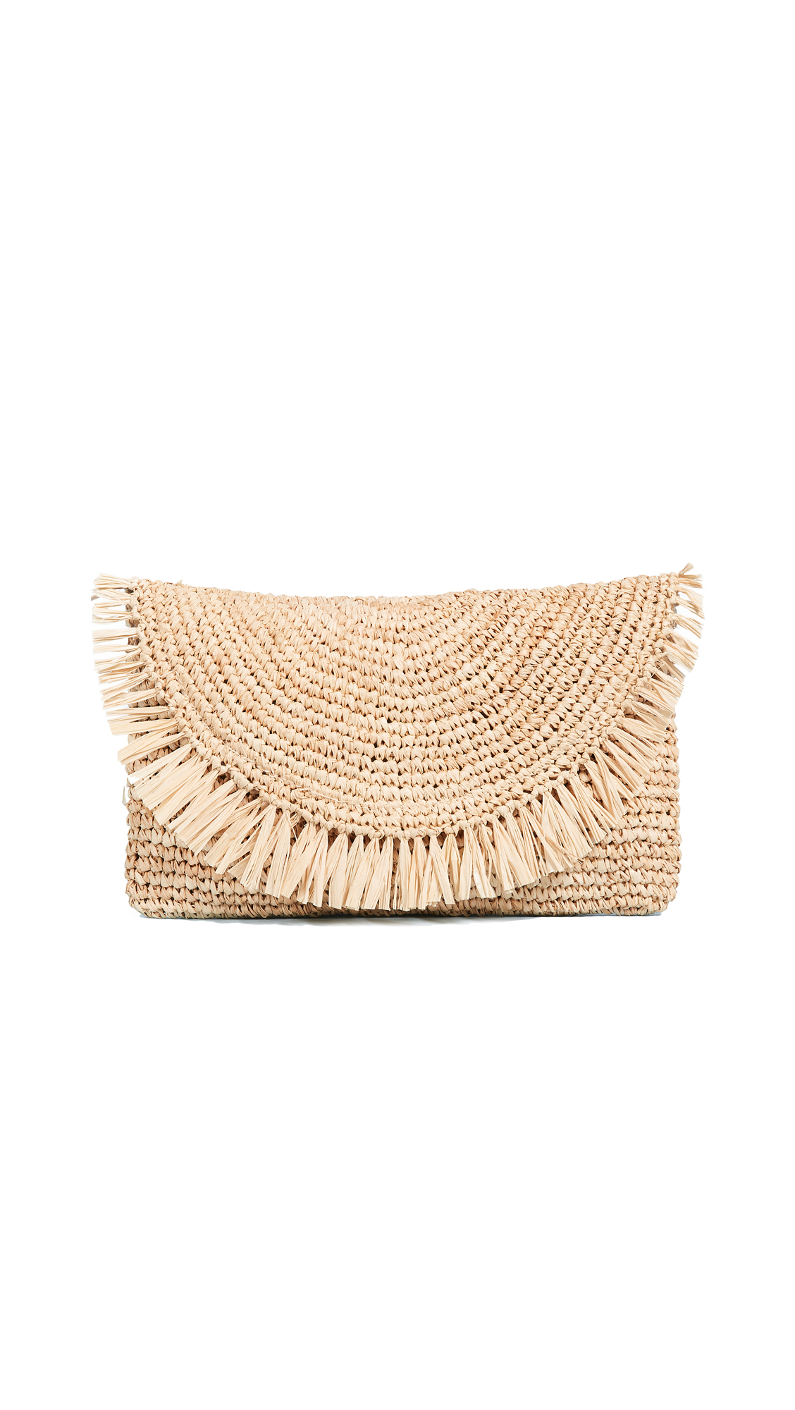 Hat Attack Sunshine Straw Clutch Shopbop Save Up To 25 Use Code Island Natural More18