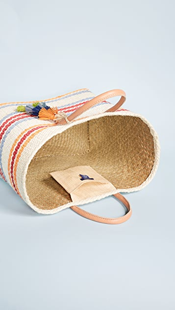 Hat Attack Provence Tote