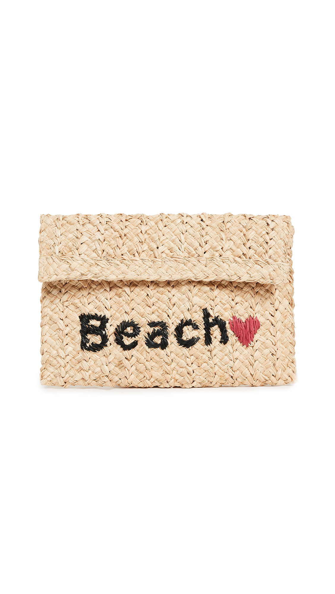 Hat Attack Beach Clutch