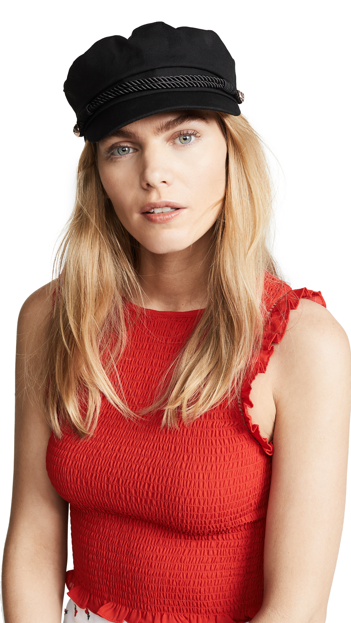 HAT ATTACK EMMY NEWSBOY CAP