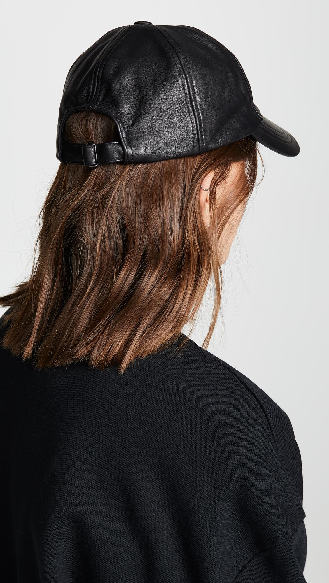 87ed20d35968d Hat Attack Luxe Baseball Cap