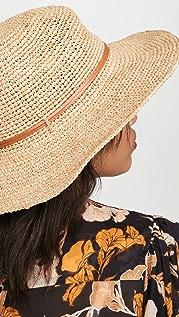 Hat Attack 钩针编织大陆风帽子