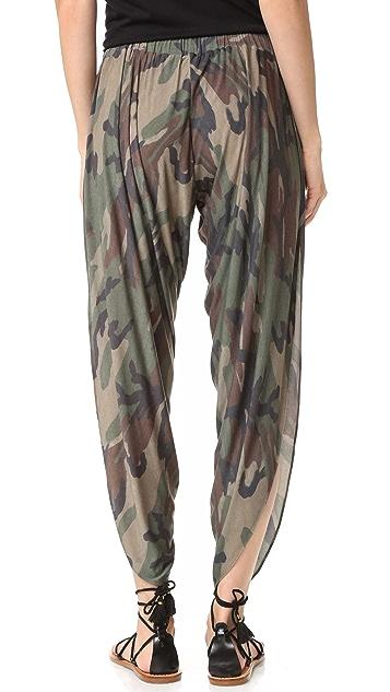 Haute Hippie Harem Pants