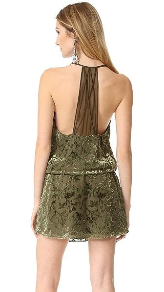 Haute Hippie Mirage Mini Dress | SHOPBOP