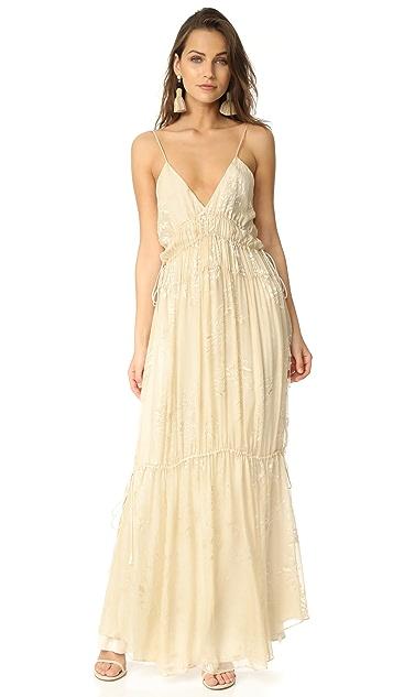 Haute Hippie Elixr Gown