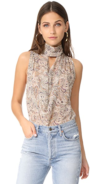 Haute Hippie Out Of Touch Blouse at Shopbop