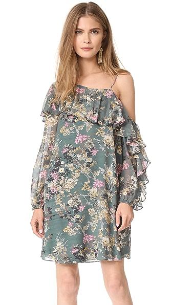 Haute Hippie One Shoulder Your Girl Dress - Luxe Lisbon