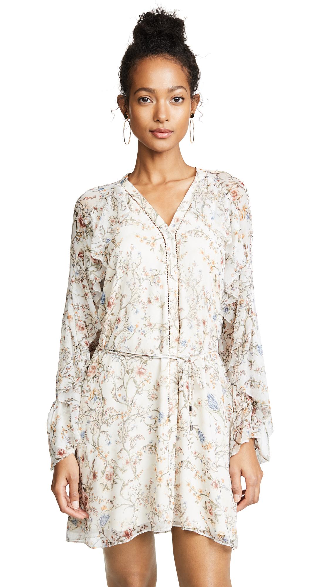 Haute Hippie Romani Ruffle Dress
