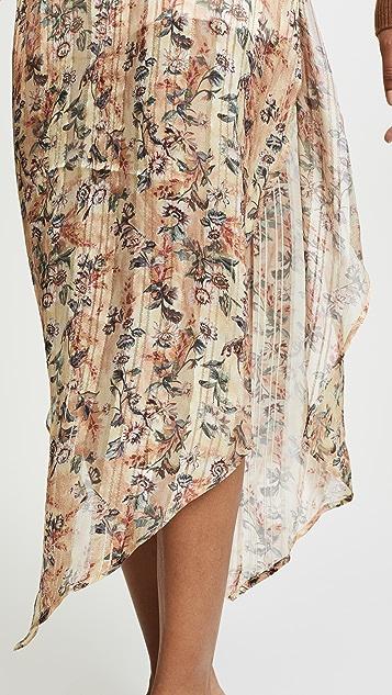 Haute Hippie Anastasia Slayer Skirt