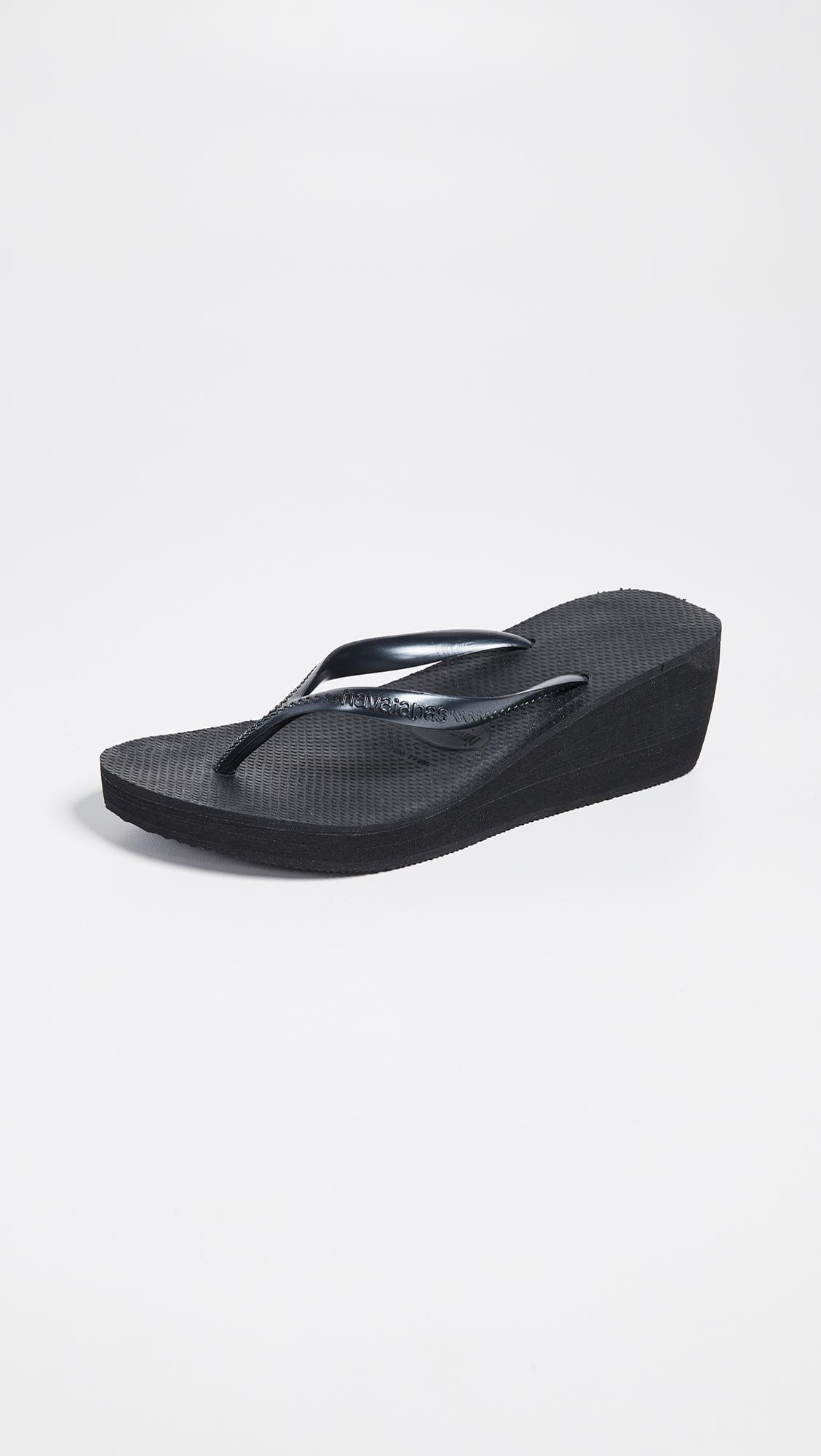c24e0203acb605 Havaianas High Fashion Wedge Flip Flops