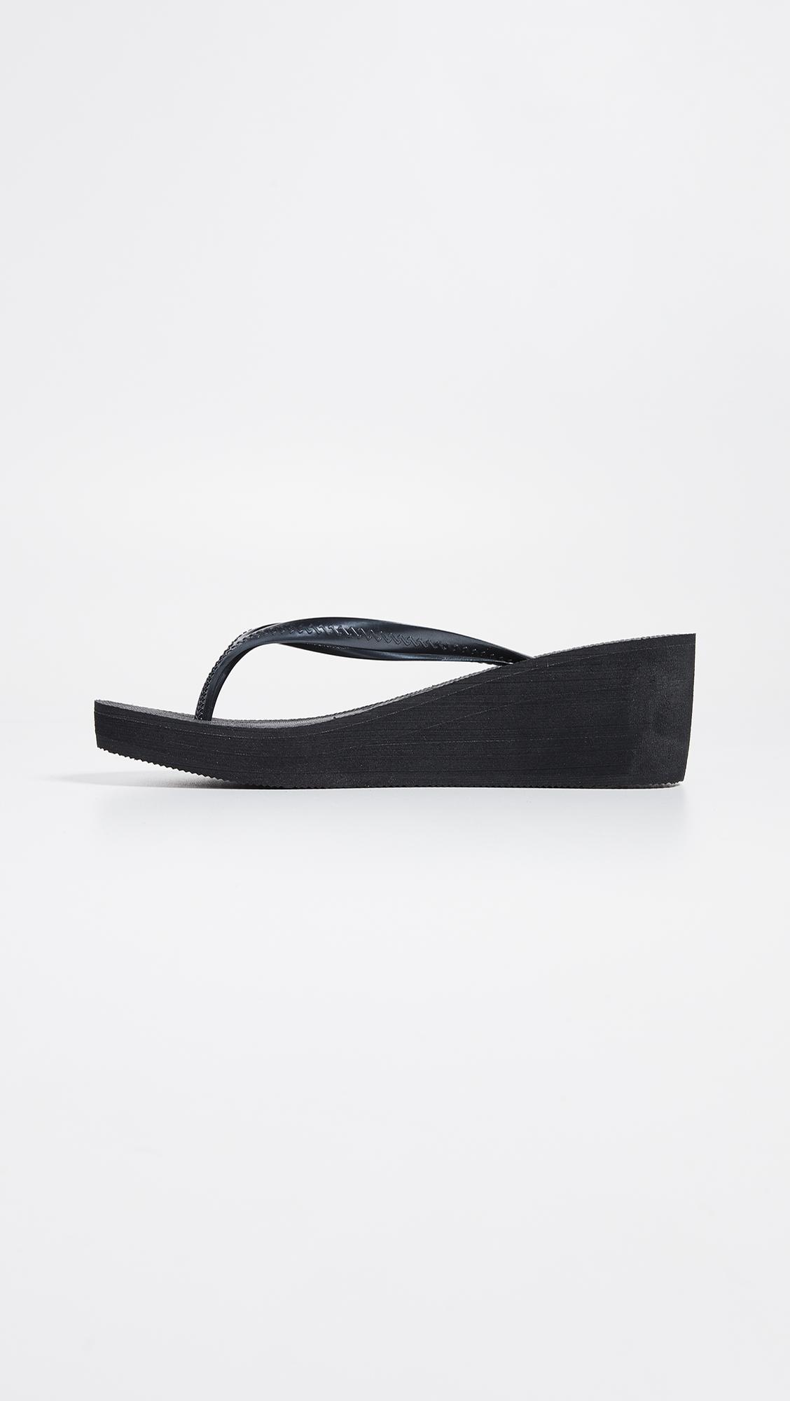 862a9bccd1d5a Havaianas High Fashion Wedge Flip Flops