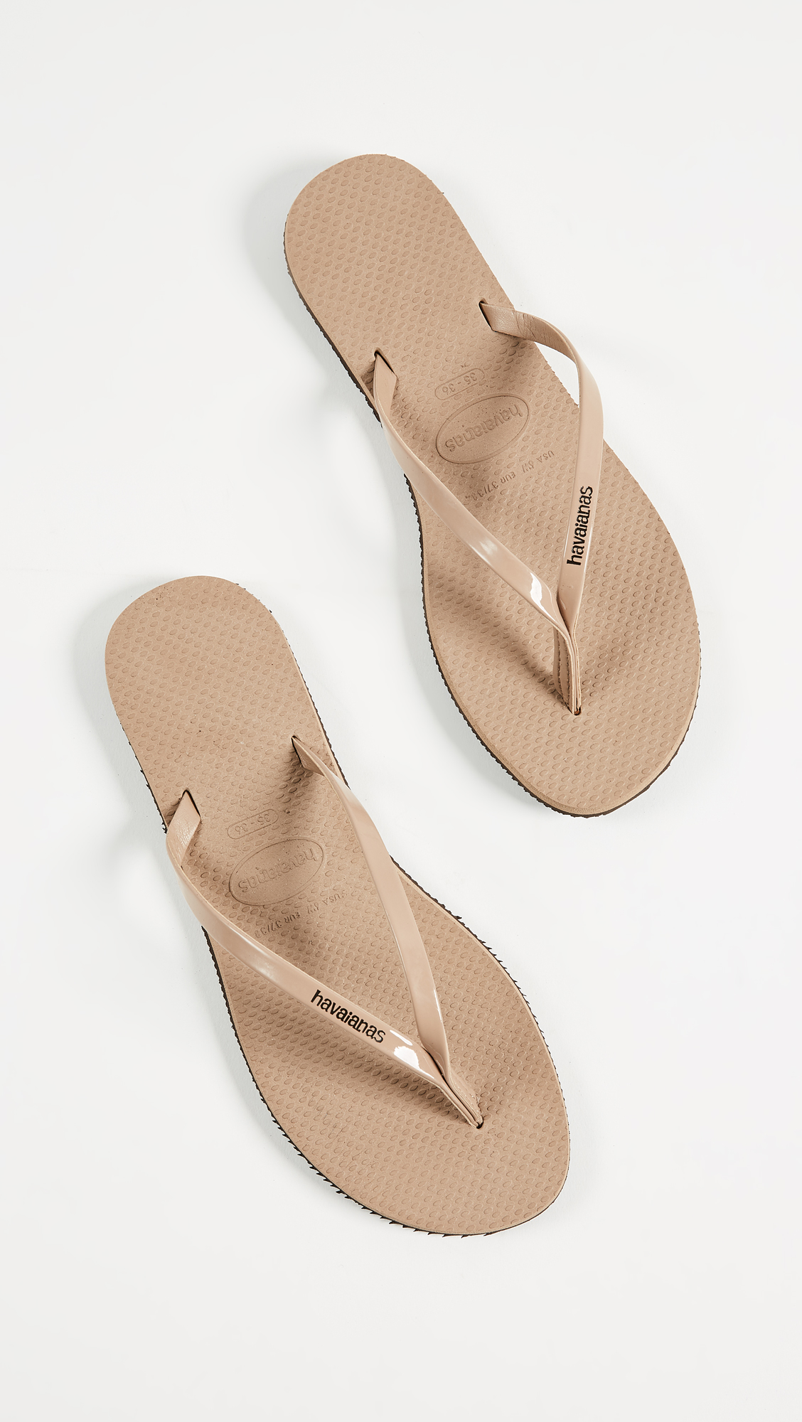 6c2d4b95a Havaianas You Metallic Flip Flops