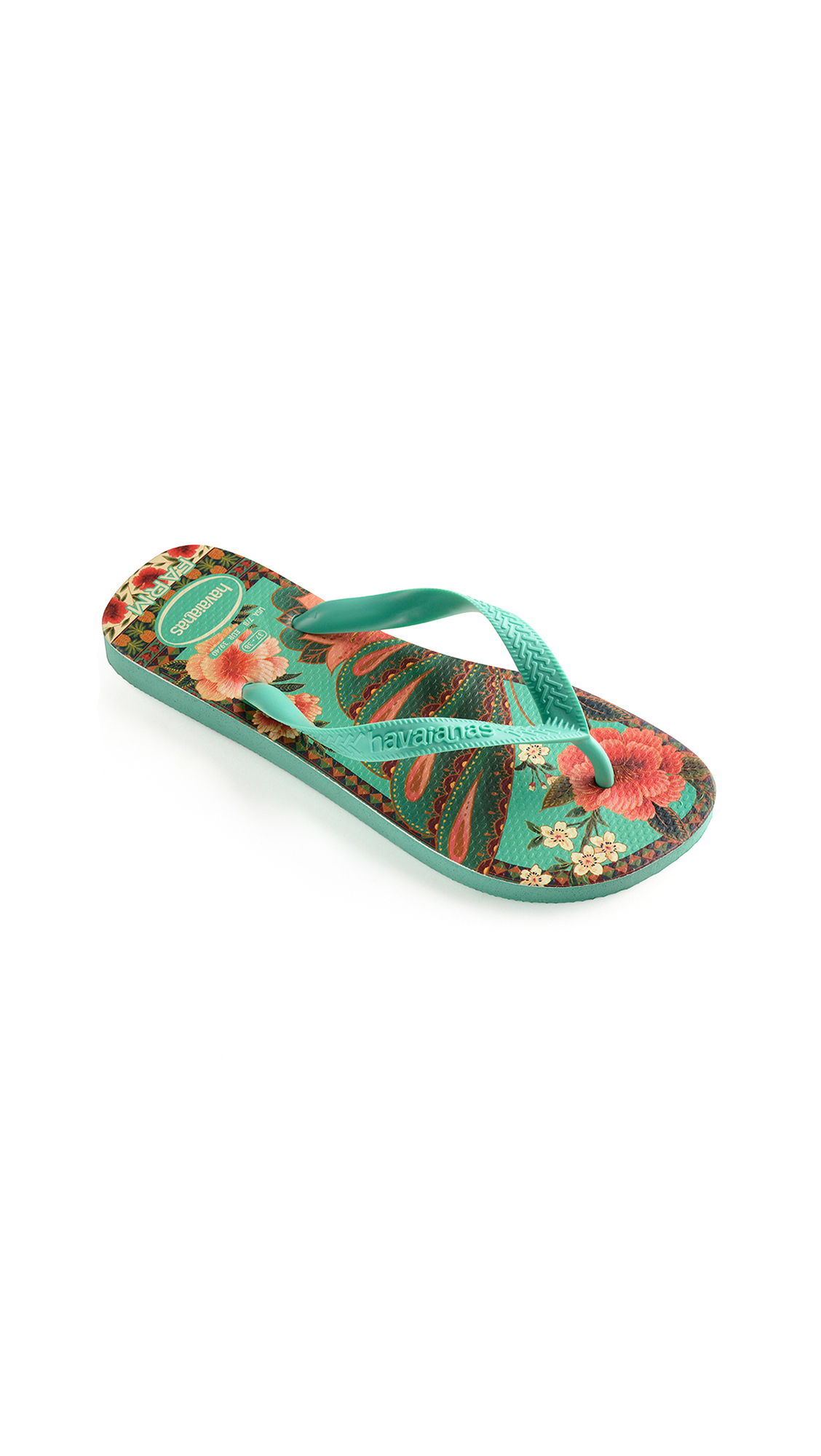 Buy Havaianas x Farm Rio Flowers Sandals online, shop Havaianas