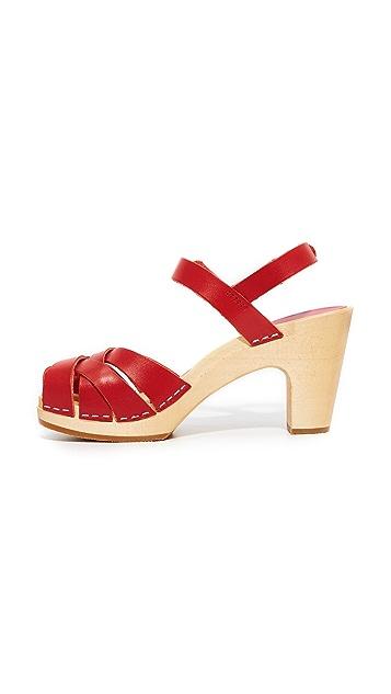 Swedish Hasbeens Katja Sandals