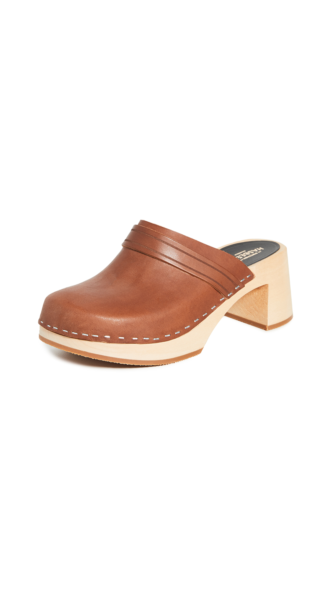 Buy Swedish Hasbeens online - photo of Swedish Hasbeens Dagny Clogs