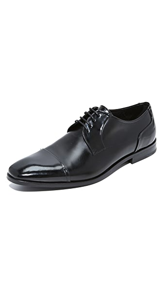HUGO Brush Off Cap Toe Lace Up Derbys