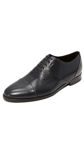 HUGO Pathos Cap Toe Derby Shoes