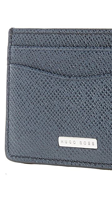 HUGO Signature Card Case