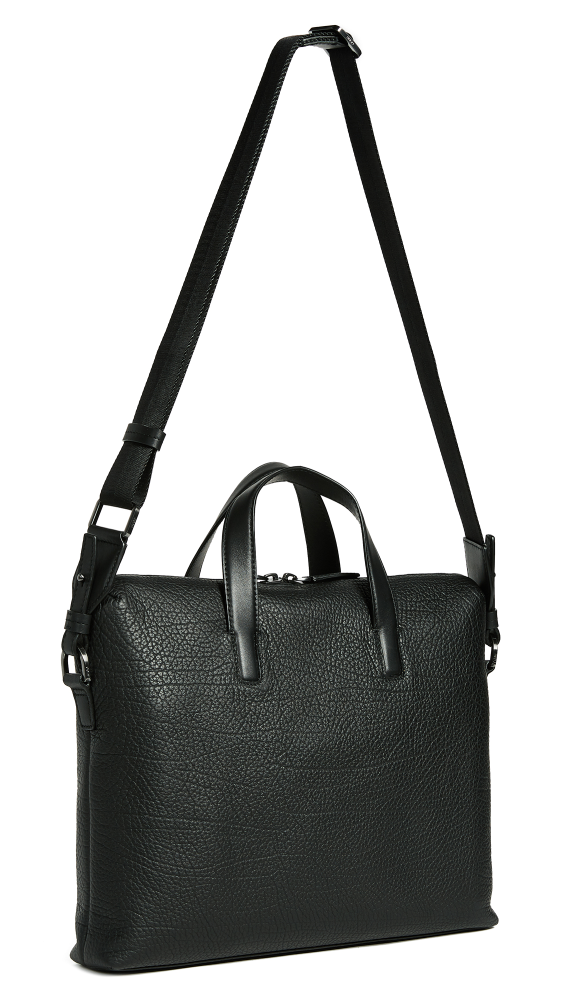ca16eef4e2f3 HUGO Hugo Boss Victorian Leather Briefcase