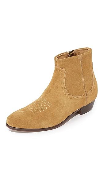 H by Hudson Wyman Zip Boots