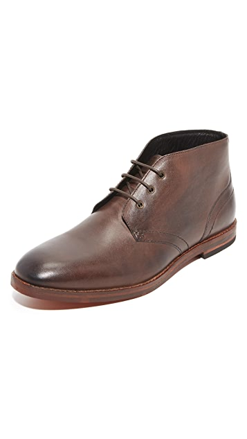 Hudson London Houghton 2 Leather Chukka Boots