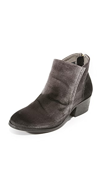 H by Hudson Apisi Booties - Grey