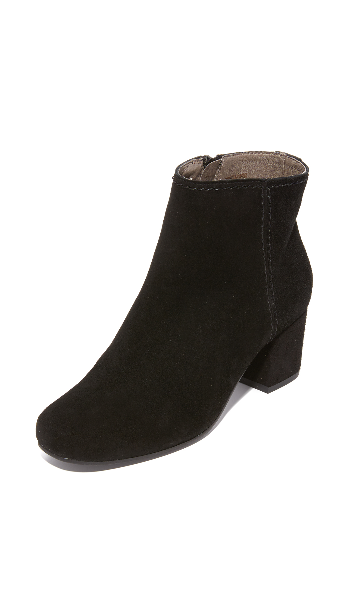 H By Hudson Garnett Booties - Black