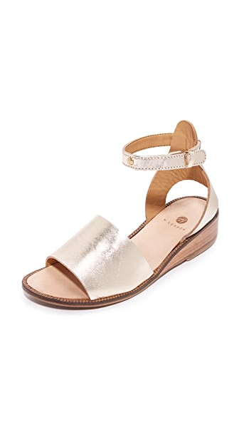H by Hudson Fifa Sandals - Gold