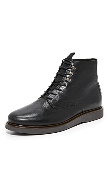 Hudson London Aldford Leather Boots