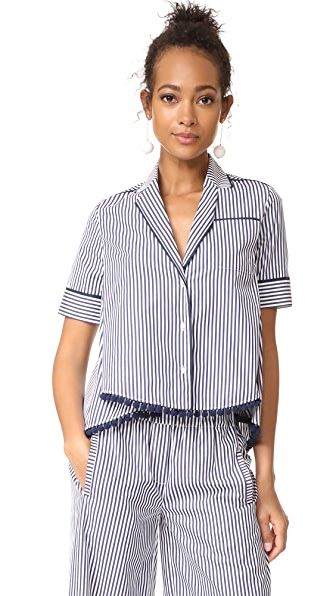 Holy Caftan Bina Cover Up Blouse