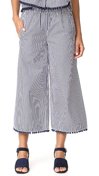 Holy Caftan Damaris Beach Pants - Blue