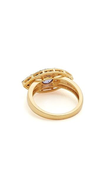 Holly Dyment Evil Eye Ring