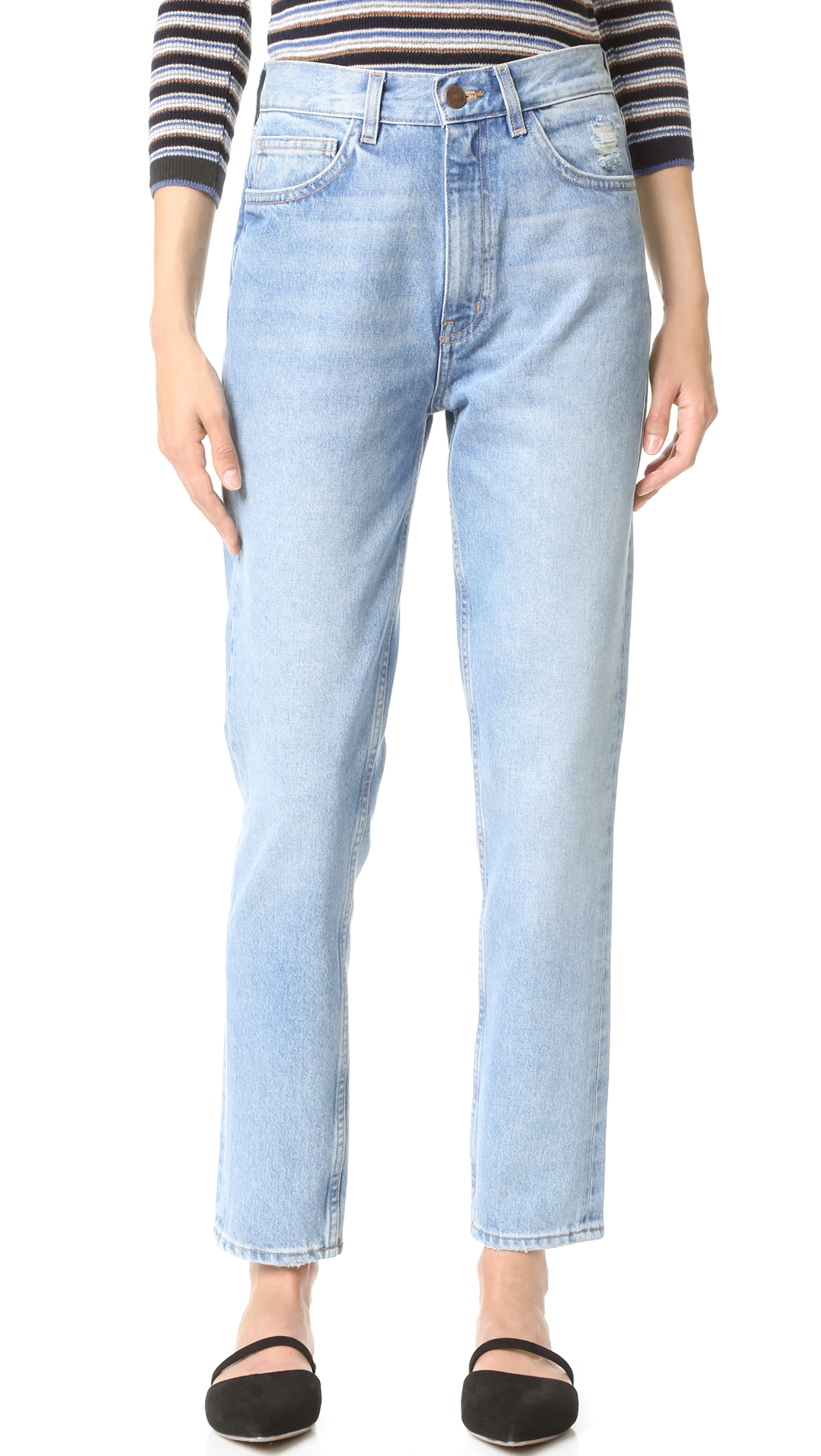 M.I.H Jeans Mimi High Rise Skinny Jeans - Shan