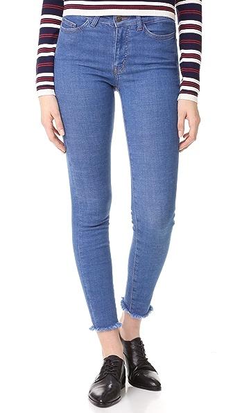 M.i.h Jeans Body Con Skinny Jeans - Alto