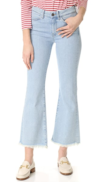 M.i.h Jeans Lou Flare Jeans - Mersey