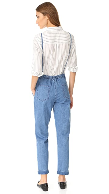 M.i.h Jeans Lindvall Dungarees