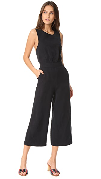 M.i.h Jeans T2 All in One Jumpsuit - Black