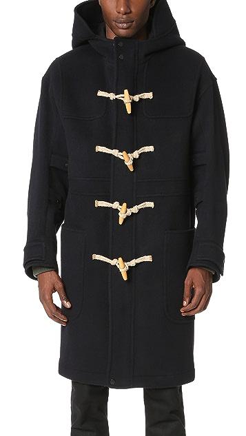 HEICH ES HEICH Long Duffle Coat