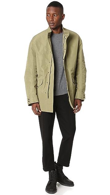 HEICH ES HEICH Oversized Field Jacket