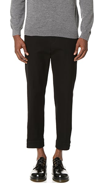 HEICH ES HEICH Regular Fit Pants