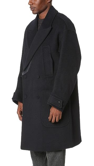HEICH ES HEICH Bonding Kenobi Overcoat