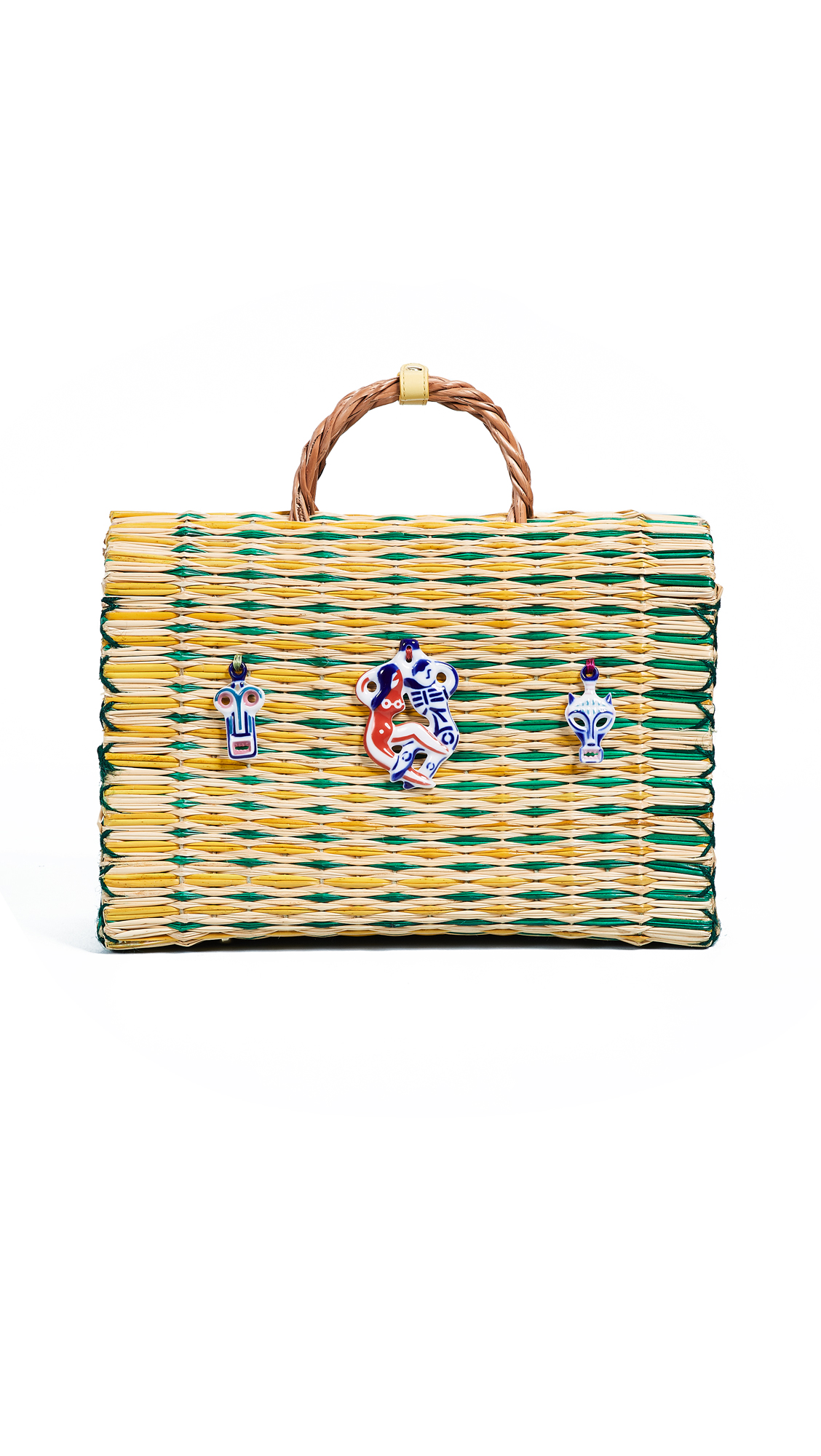 BRAZIL LARGE TOTE BAG from Shopbop