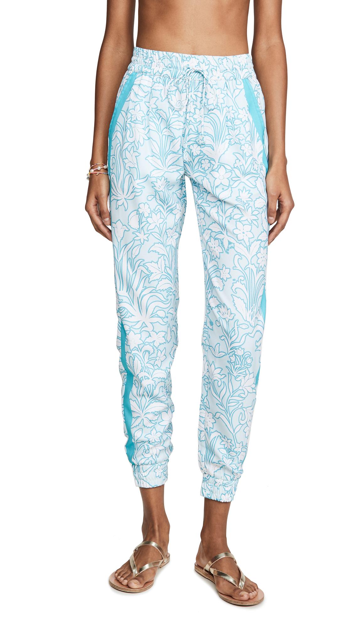 Hemant and Nandita Zoya Pants - Blue