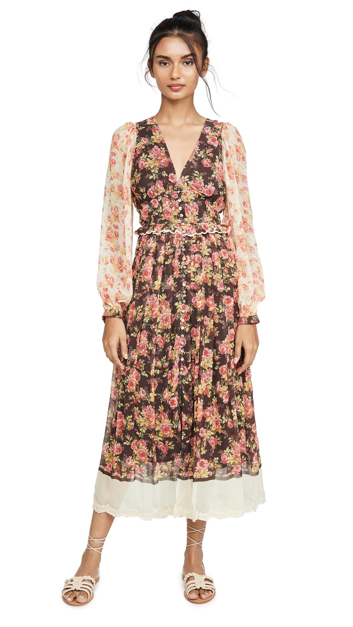Buy Hemant and Nandita online - photo of Hemant and Nandita Long Dress