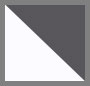 Charcoal/Chalk Rib/White