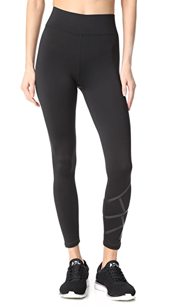 Heroine Sport Flex Leggings In Black