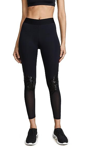 Heroine Sport Cycling Pants In Black/Camo