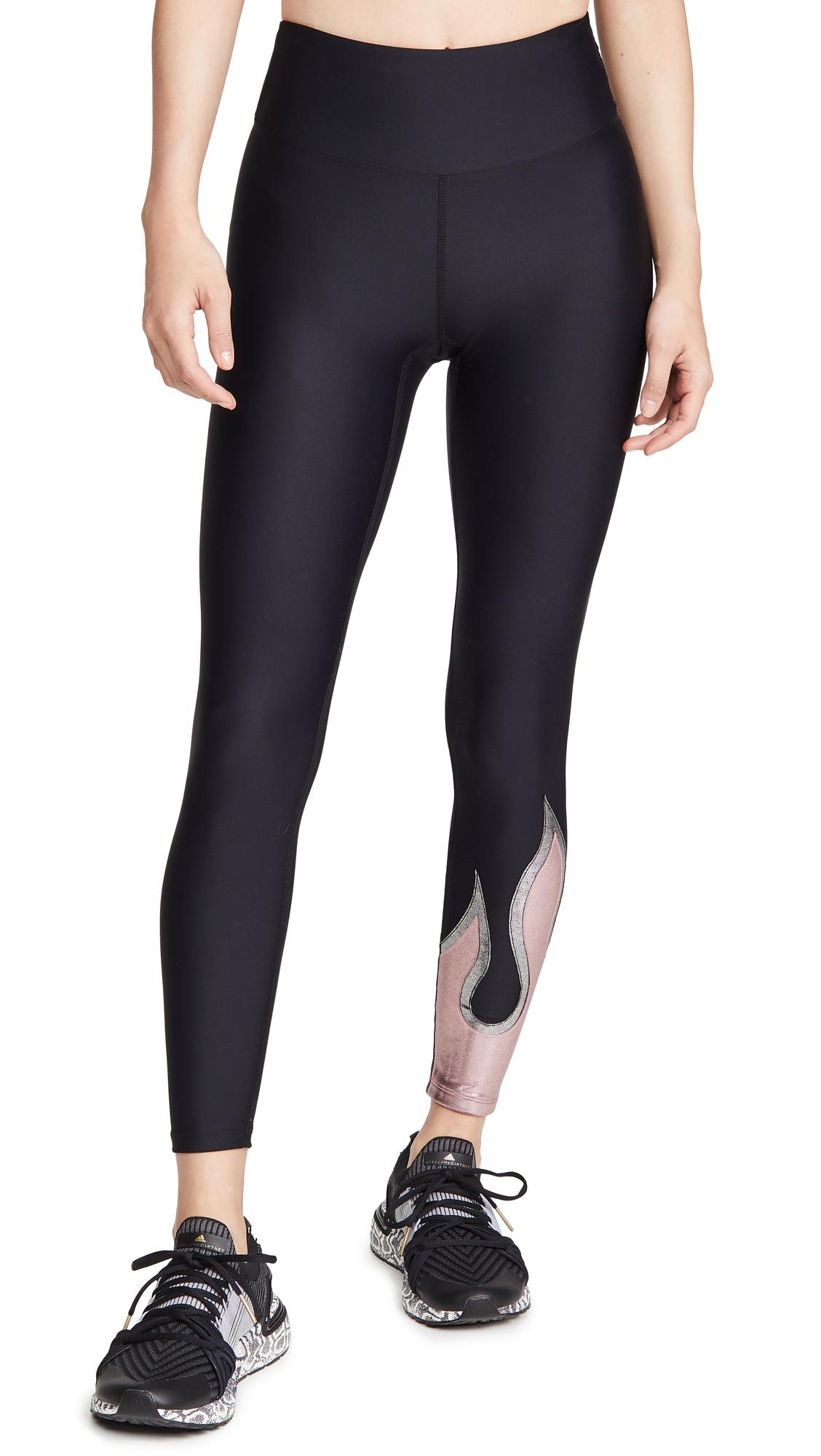Buy Heroine Sport online - photo of Heroine Sport Flame Leggings